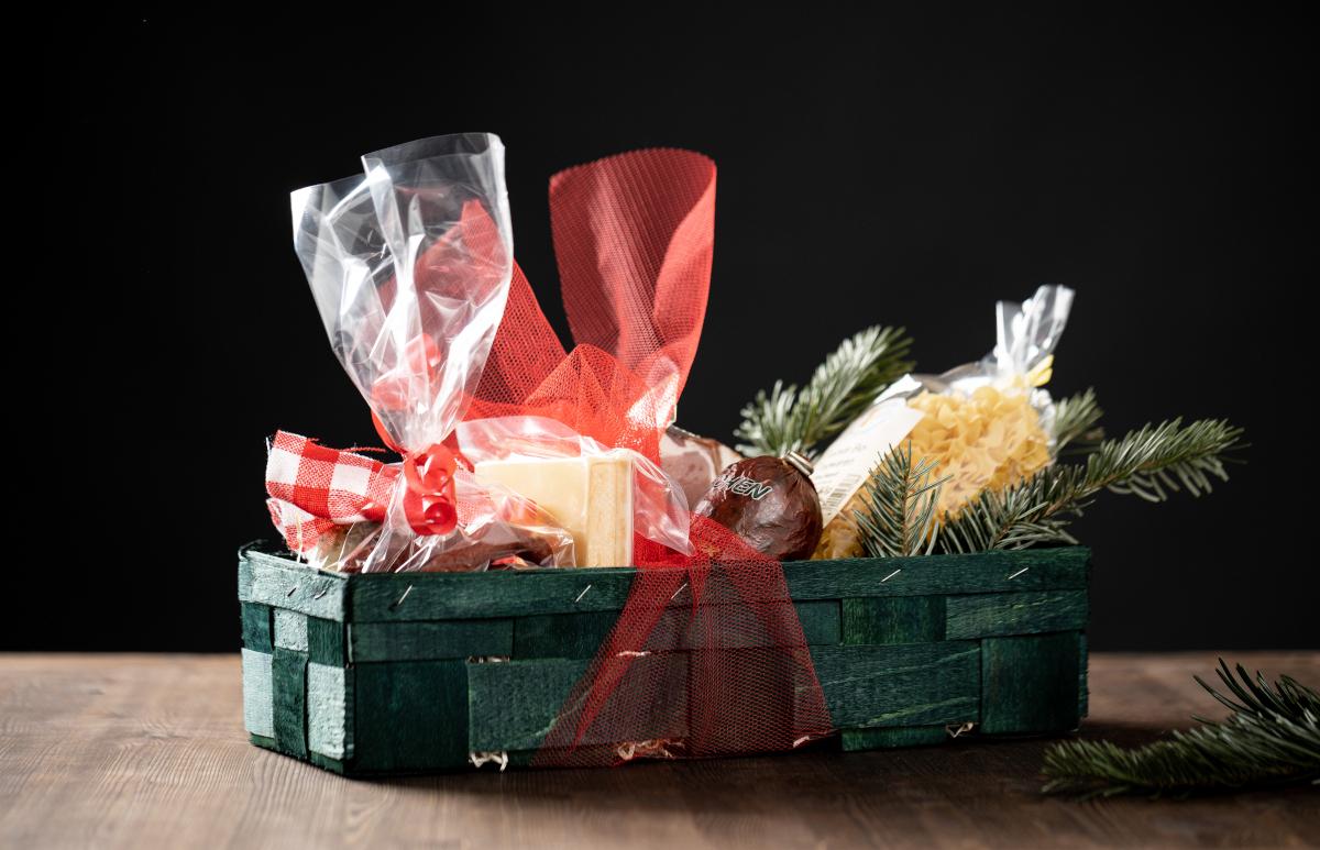 Geschenkskörbe